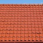 青い空と赤い屋根 — ストック写真 #30288423