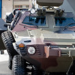 Stock Photo: Armored infantry car
