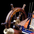 Stock Photo: Maritime adventure marine equipment
