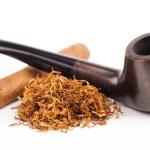 Tabaco industry — Stock Photo