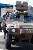 Armored infantry car — Stock Photo