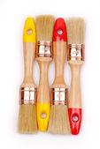 Paintbrushes — Zdjęcie stockowe