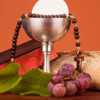 Holy Communion composition — Stockfoto