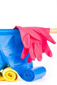 Reinigingstoestellen — Stockfoto