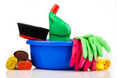 清洁您的家 — 图库照片