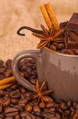 咖啡豆 — 图库照片