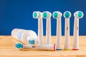 Dental care tools — ストック写真
