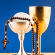 Stock Photo: Holy communion