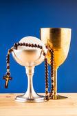 Holy communion — Stock Photo