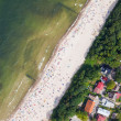 Stockfoto: Beach on Baltic sea
