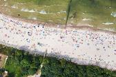バルト海のビーチ — ストック写真