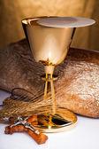 Holy communion — Zdjęcie stockowe