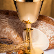 Holy communion — Stock Photo #43256267