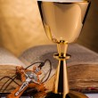 Holy communion — Stock Photo #43256607