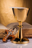 Holy communion — Stockfoto