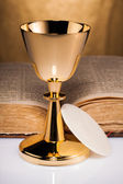 Holy communion — Stock Photo