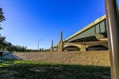 桥梁设计 — 图库照片