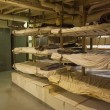 Sleeping Quarters — Stock Photo
