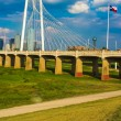 Stock Photo: Margaret Hunt Hill Bridge