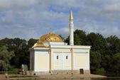 Paviljong i tsarskoje selo — Stockfoto