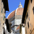 Stok fotoğraf: Dome of Florence Cathedral, Italy