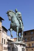 Monument to Cosimo de 'Medici — Foto de Stock