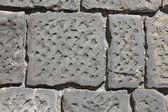 Old stone pavement — Stock Photo