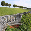 Stock Photo: Shaft Marlee in Peterhof, Russia