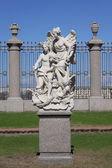 Sculpture in the Summer Garden in Saint Petersburg, Russia — Stock Photo