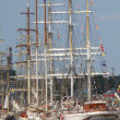 RIGA, LATVI- JULY 26: RegattTall Ships Races 2013 — Stock Photo #28885517