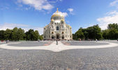 Naval Cathedral in Kronstadt, Russia — Stock Photo