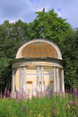 The Eagle pavilion in Gatchina, Russia — Stock Photo