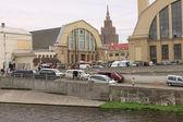 Riga Central Market, Latvia — Stock Photo