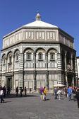 Florence Baptistery, Italy — Stock Photo