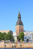St. Peter's Church in Riga, Latvia — Stock Photo