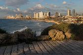 Mořské město — Stock fotografie