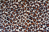 Leopard Print Background Rug Carpet — Stock Photo
