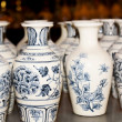 Ceramic products — 图库照片