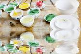 новые керамики и глазури — Стоковое фото