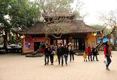 Insanların geleneksel Festivali'ne katılmak — Stok fotoğraf