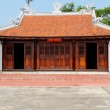Temple in traditional architectural style of east, Hai D — Stock fotografie #32177469