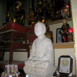 Buddha statue at the temple — Foto de Stock