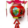 Lantern, toy of Asichild — Stock Photo #32856815