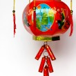 Lantern, toy of Asichild — Stock Photo #32857013