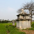 Ancient tomb of a wealthy woman in feudal times, vietnam — Stock Photo