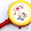 Stock Photo: Toy drum