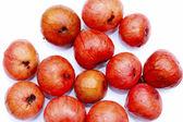 Few ripe figs, aromatic, tasty — Stock Photo
