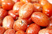 Red ripe fruits — Stock Photo