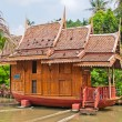 Thai-style houses — Stock Photo
