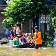 Worst flooding in Thailand — Stock Photo #32943117